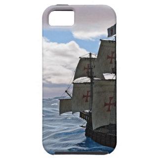 Rough Seas Ahead iPhone SE/5/5s Case