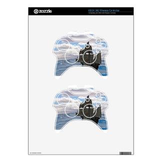 Rough Seas Ahead Xbox 360 Controller Skin