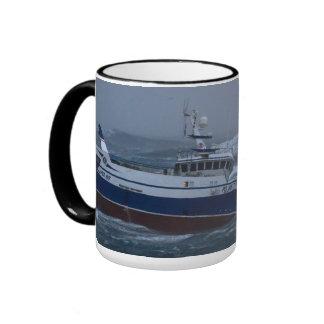 Rough Seas Coffee Mugs