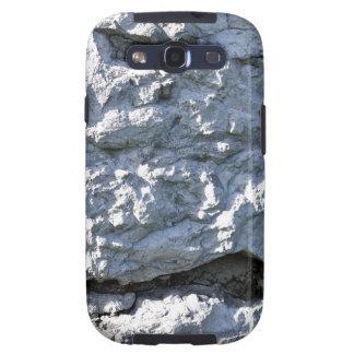 Rough Stone Texture, White Brick Samsung Galaxy S3 Cases