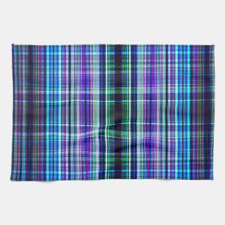 Rough stripes pattern kitchen towel