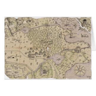 Rough Terrain Map Card