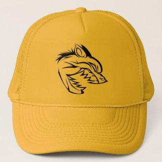 Rough Timber Hunters Yellow Trucker Hat