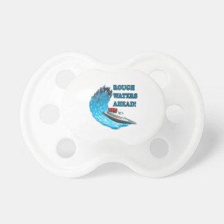 Rough Waters Ahead Baby Pacifier