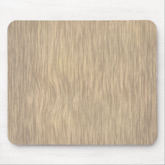 Rough Wood Grain Background in Faded Color Mousepads