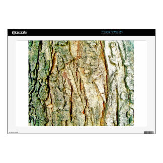 Rough Wooden Bark Of The Tree Skin For Laptop
