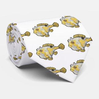 Roughbar Frogfish Neck Tie