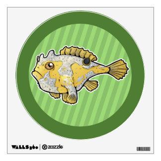 Roughbar Frogfish Wall Sticker