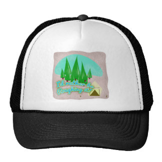 Roughing It Trucker Hat