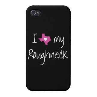 Roughneck Girlfriend or Wife iPhone 4/4S Covers