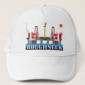 Roughneck, Oil Field Hat