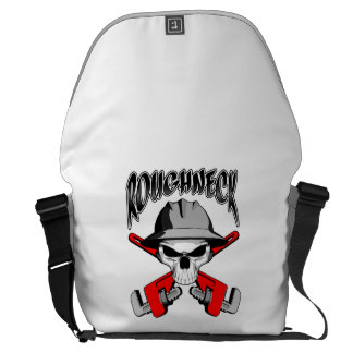 Roughneck Skull Courier Bags