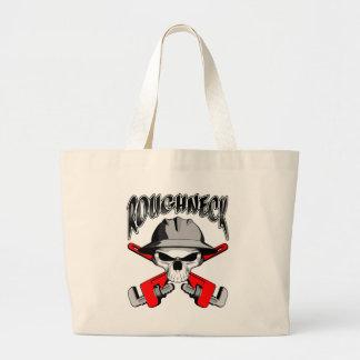 Roughneck Skull Jumbo Tote Bag