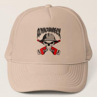 Roughneck Skull Trucker Hat