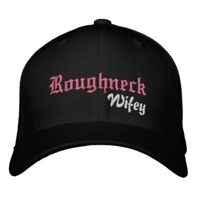 Roughneck Wifey Embroidered Baseball Cap