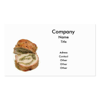 Roulade Business Card Templates