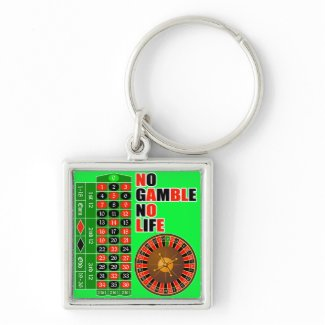 roulette3 keychain