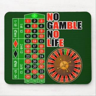 roulette3 mousepad