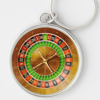 Roulette 1 Keychains