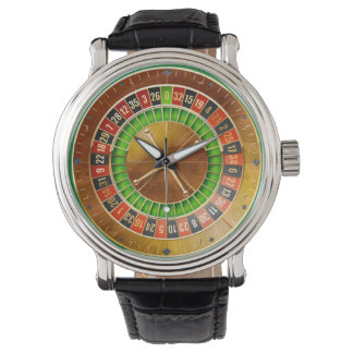 Roulette 1 Watch & Numeral Options