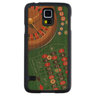 Roulette Casino Gambling Table Phone Cases