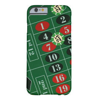 Roulette Custom iphone 6 Case