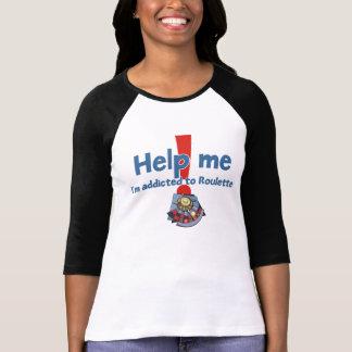 Roulette ladies' raglan T-shirt