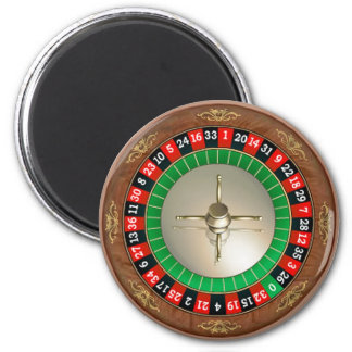 Roulette magnet
