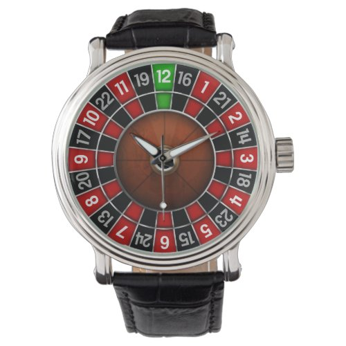 Roulette Watch