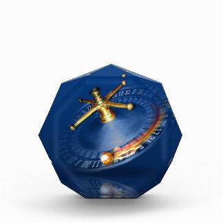 Roulette Wheel Award