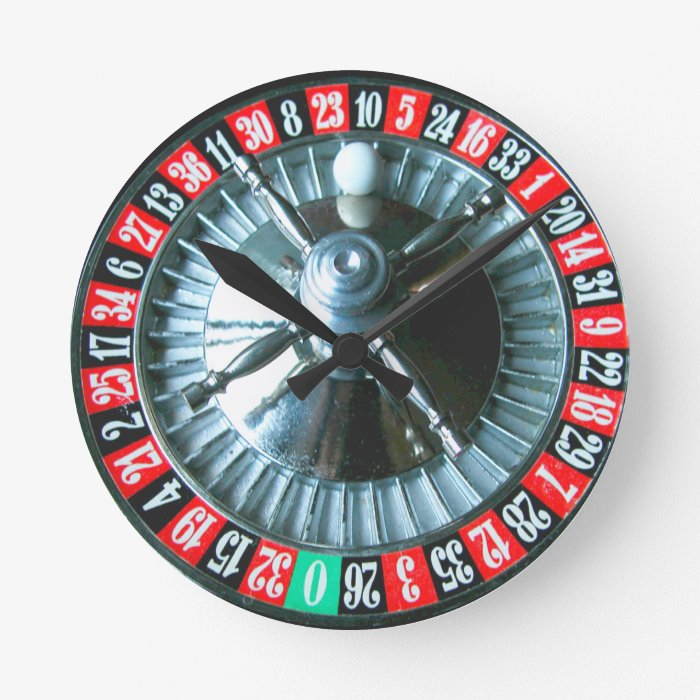 Roulette Wheel Clocking