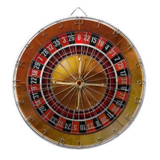 roulette wheel dart boards