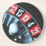 Roulette Wheel Drink Coaster