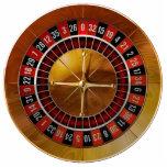 Roulette Wheel Photo Cutouts