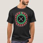 Roulette Wheel Shirt Dark
