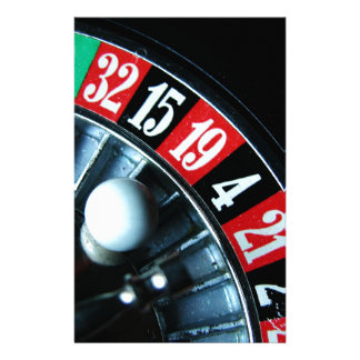 Roulette Wheel Stationery