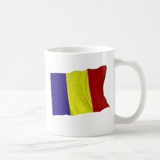 roumania coffee mug