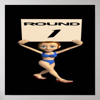 Round 1 poster