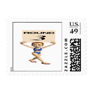 Round 3 postage