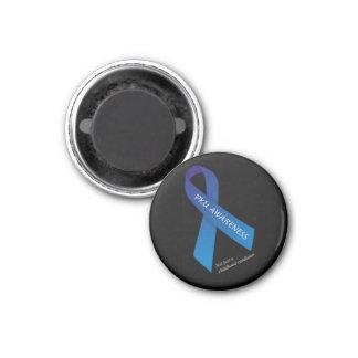 Round Adult PKU Awareness Magent 1 Inch Round Magnet