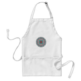 round-and-round adult apron