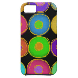 Round and Round iPhone 5 Covers
