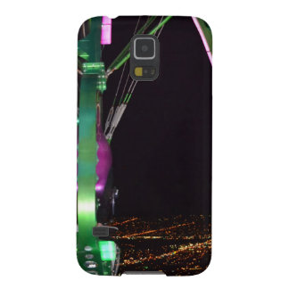 Round and Round Over Vegas Galaxy S5 Covers