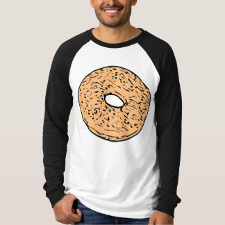 Round bagel T-Shirt