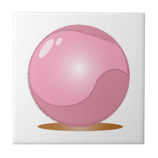Round Ball Small Square Tile