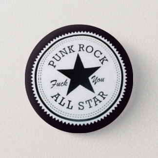 Round button Punk rock