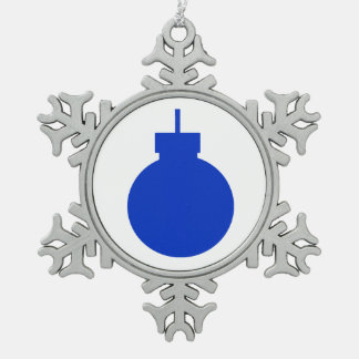 round christmas ornament blue png