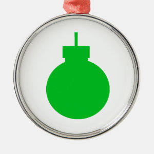round christmas ornament green.png