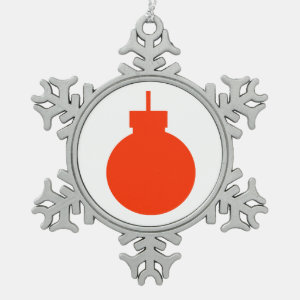 round christmas ornament red.png
