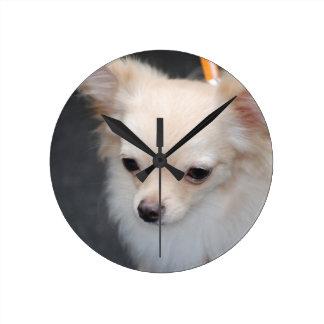 Round Clock - Customized
